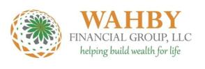 Wahby Financial logo